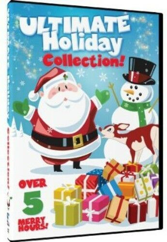 Ultimate Holiday Collection, Good DVD, Various, Various