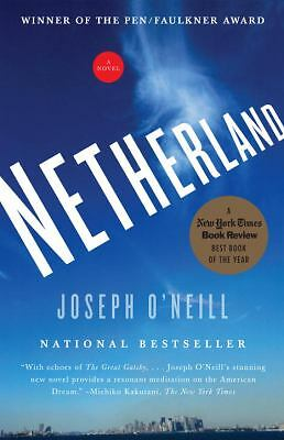 Netherland (Vintage Contemporaries), Joseph O'Neill, Good Book
