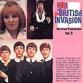 The British Invasion: The History of British Rock: Vol. 5 by Various Artists