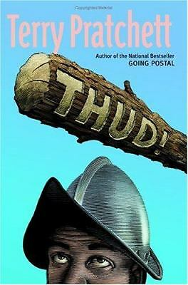 Thud! A Novel of Discworld, Terry Pratchett, Good Book