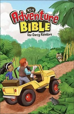 Adventure Bible for Early Readers, NIrV, , Good, Books