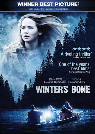 Winter's Bone, Good DVD, John Hawkes, Jennifer Lawrence, Debra Granik