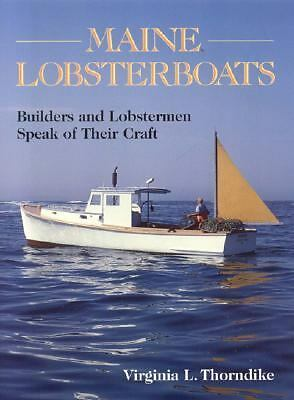 Maine Lobsterboats, Thorndike, Virginia, Good Book