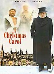A Christmas Carol, Good DVD, Caroline Langrishe, Roger Rees, Anthony Walters, Su