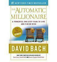 The Automatic Millionaire: A Powerful One-Step Plan to Live and Finish Rich, Dav