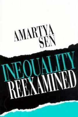 Inequality Reexamined, , Good Book