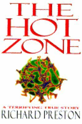 The Hot Zone, Richard Preston, Good Book