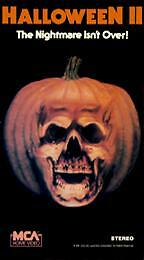 Halloween 2 [VHS] by Jamie Lee Curtis, Donald Pleasence, Charles Cyphers, Jeffr