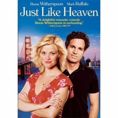 Just Like Heaven (Full Screen Edition), Good DVD, Reese Witherspoon, Mark Ruffal