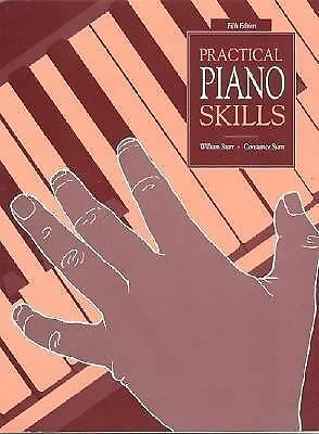 Practical Piano Skills by Starr, Constance, Starr, William