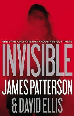 Invisible, Ellis, David, Patterson, James, Good Book