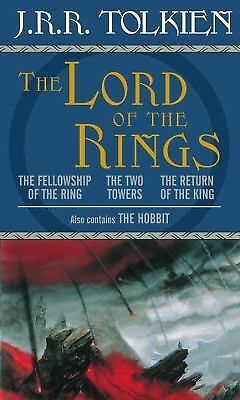 J.R.R. Tolkien Boxed Set (The Hobbit and The Lord of the Rings) by J.R.R. Tolki