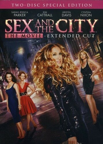 Sex and the City-The Movie-Extended Cut (DVD-2008)***BRAND NEW*** Widescreen**