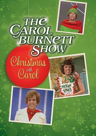 The Carol Burnett Show: Christmas with Carol by Carol Burnett, Tim Conway, Harv