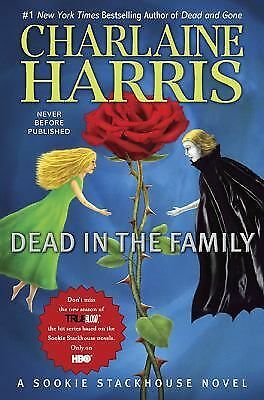Dead in the Family (Sookie Stackhouse, Book 10), Charlaine Harris, Good Book