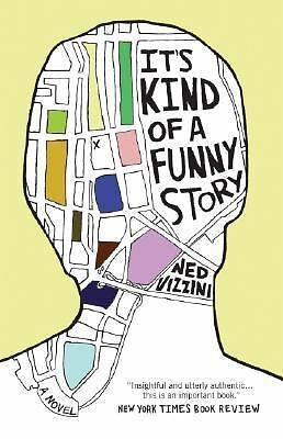 It's Kind of a Funny Story by Vizzini, Ned