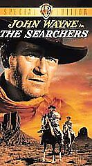 The Searchers [VHS] by John Wayne, Jeffrey Hunter, Vera Miles, Ward Bond, Natal