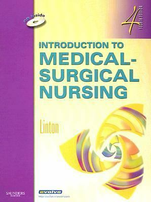 Introduction to Medical-Surgical Nursing, 4e by