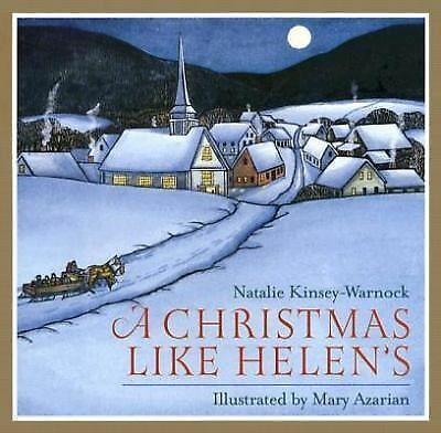 A Christmas Like Helen's, Kinsey-Warnock, Natalie, Good, Books