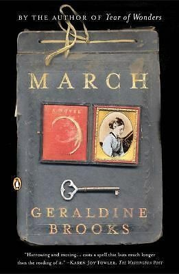 March, Geraldine Brooks, Good Book