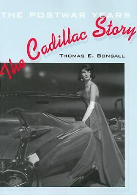 The Cadillac Story: The Postwar Years (Stanford General Books), Bonsall, Thomas,