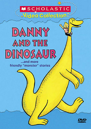 """Danny and the Dinosaur... and More Friendly """"Monster"""" Stories (Scholastic Video"""
