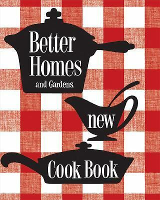 Better Homes & Gardens New Cook Book by Better Homes and Gardens