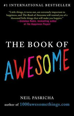 The Book of Awesome, Pasricha, Neil, Good Book