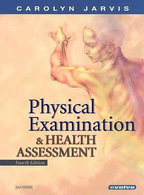 Physical Examination & Health Assessment by Jarvis PhD  APN  CNP, Carolyn