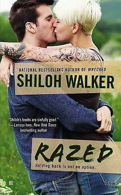 Razed, Walker, Shiloh, Good, Books