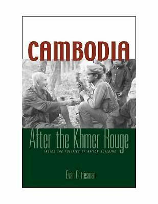 Cambodia After the Khmer Rouge, Evan Gottesman, Good Book