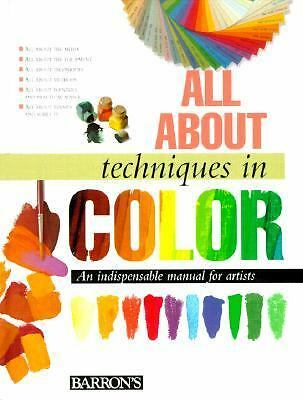All About Techniques in Color (All About Techniques Series) by
