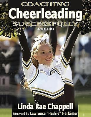 Coaching Cheerleading Successfully - 2nd Edition (Coaching Successfully Series),
