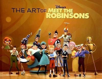 The Art of Meet the Robinsons by Miller-Zarneke, Tracey