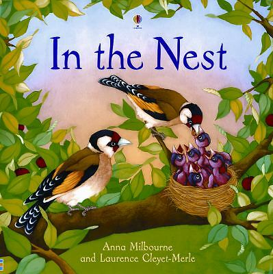 In the Nest (First Discovery), Milbourne, Anna, Good Book