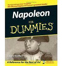 Napoleon For Dummies, Markham, J. David, Good Book