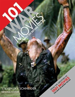 101 War Movies You Must See Before You Die, , Good, Books