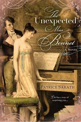 The Unexpected Miss Bennet, Sarath, Patrice, Good Book