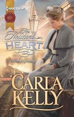 Her Hesitant Heart, Kelly, Carla, Acceptable Book