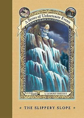 The Slippery Slope (A Series of Unfortunate Events, Book 10), Snicket, Lemony, G