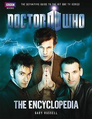 Doctor Who Encyclopedia (New Edition), Russell, Gary, Good Book