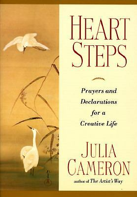 Heart Steps, Julia Cameron, Good Book