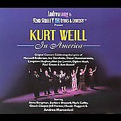 Kurt Weill in America by Kurt Weill in America
