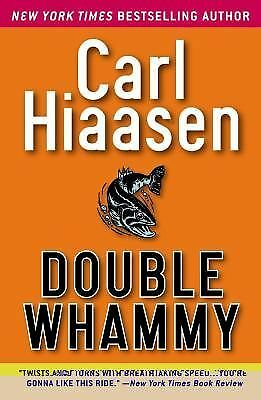 Double Whammy, Carl Hiaasen, Good Book