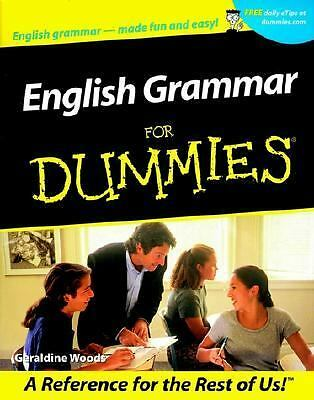 English Grammar For Dummies by Woods, Geraldine
