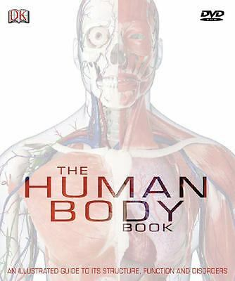 The Human Body Book (Book & DVD) by Steve Parker