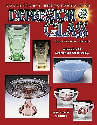 Collector's Encyclopedia of Depression Glass, Florence, Cathy, Florence, Gene, G