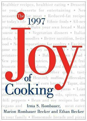 The 1997 Joy of Cooking, Marion Rombauer Becker, Ethan Becker, Irma S. Rombauer,