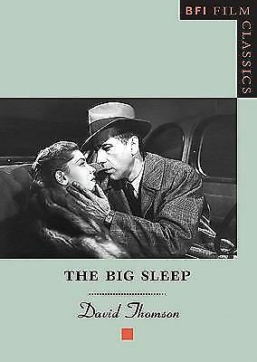 The Big Sleep (BFI Film Classics) by Thomson, David