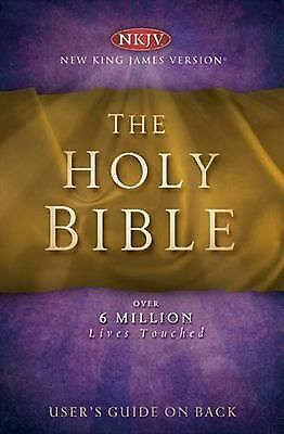 The Holy Bible: New King James Version (NKJV), Thomas Nelson, Good Book